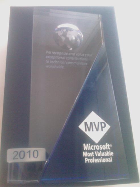20101013 - award
