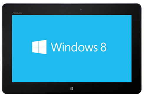 Win8 asus tablet