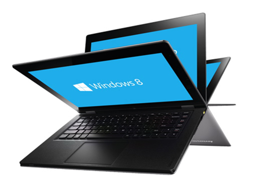 win8 lenovo yoga 13