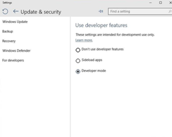 10 New Things for Developers on Windows 10 | Colinizer